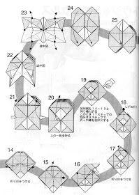 PAPIROFLEXIA PARA TOD@S: TUOJIANGOSAURUS Dinosaurs, Diy And Crafts, Paper, Origami Diagrams, Art