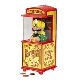 Battery Operated Fortune Telling Talking Bank HearthSong®