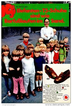 Werbung - Original-Werbung/ Anzeige 1969 - ELEFANTEN - SCHUHE - ca. 130 x 200 mm