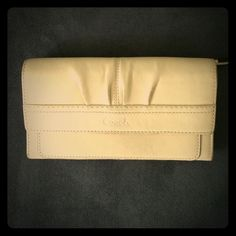 """Spotted while shopping on Poshmark: """"Authentic Coach Wallet""""! #poshmark #fashion #shopping #style #Coach #Clutches"""
