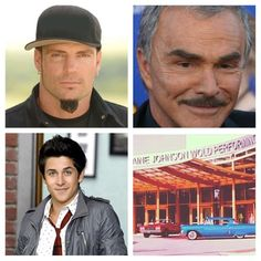 Tomorrow, Burt Reynolds, David Henrie, and Vanilla Ice are making guest appearances at the Student Showcase of Films held here at Lynn University! #picstitch #lynning #ssof #ssofawards