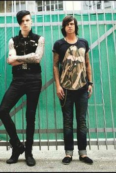 Andy and kellin <3