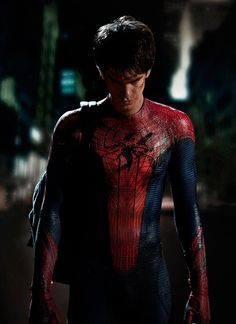 Andrew Garfield as Spider-Man. I know a lot of people didn't like this one but i  did because it was believable. It didn't go perfectly and he didn't know exactly what to do from square one. He made mistakes, he took chances, and he had a believable attitude for a teenager.