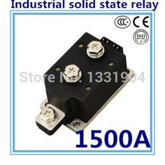 283.66$  Watch now - http://aligum.worldwells.pw/go.php?t=2011435959 - LED indicator DC to AC SSR-H1500ZF 1500A SSR relay input DC 3-32V output AC1200V industrial solid state relay 283.66$