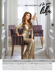 Very Rarely Does GAURI KHAN Consent To Endorse A Product & D'Decor Is One She Consented To Do!!