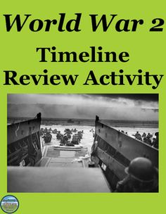 Everything is explained in the question: World War Two essay!?