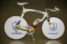 Bianchi C4 from 1987! Why don't they make bikes like this anymore?