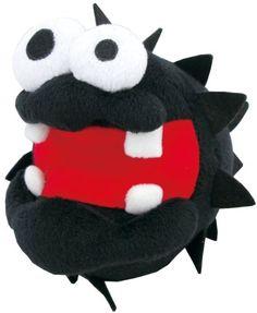 "Sanei Super Mario Plush Series Fuzzy/Chorobon Plush Doll, 5"" Sanei,http://www.amazon.com/dp/B00G9Y2FMW/ref=cm_sw_r_pi_dp_WvvBtb0RR37RW2R7"