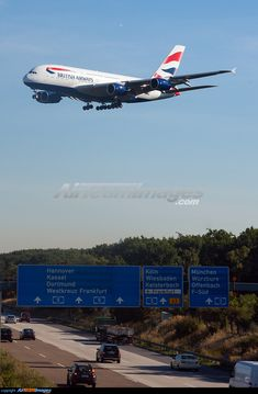 British Airways Airbus G-XLEA on final approach to Frankfurt-Main, August BA was conducting training flights on existing short-haul routes during August and September (Photo: Dominik Spuller) British Airways, British Airline, Commercial Plane, Commercial Aircraft, Frankfurt, Airplane Drone, Airplane Photography, Passenger Aircraft, Cargo Airlines