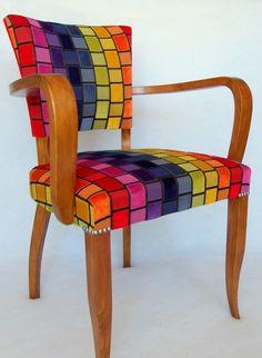 fauteuil bridge chaise manhattan la rime des matieres