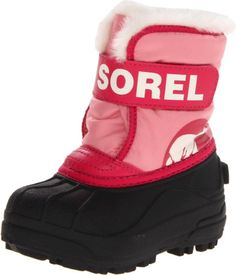 Sorel Snow Commander Childrens Winter Boot « ShoeAdd.com – More Shoes For You Every Day