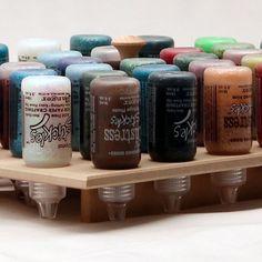 Bottle Storage. NOT JUST FOR STICKLES!