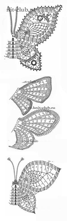 Butterflies - diagrams