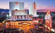 Groupon Stay At Circus Hotel And With Dates Into September In Las