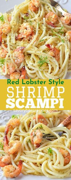 If you love Red Lobster Shrimp Scampi then this recipe is what you need.Easy,best scampi ever!Easy dinner fix. Red Lobster style shrimp scampi recipe is going to be your favorite dinner menu idea ,so to fix delicious meal in no time. Delicious Shrimp Scampi Recipe, Easy Shrimp Scampi, Shrimp Recipes For Dinner, Shrimp Recipes Easy, Easy Appetizer Recipes, Fish Recipes, Seafood Recipes, Beef Recipes, Cooking Recipes