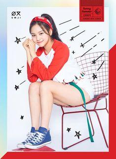 Gfriend-Umji #Summer_Mini_Album #Sunny_Summer