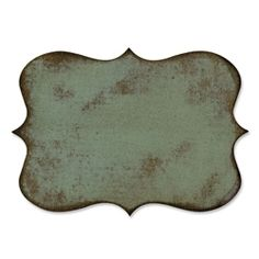 Tim Holtz Sizzix Die ORNAMENTAL Movers & Shapers Alterations 656641*