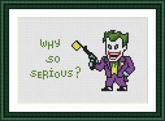 Batman+Funny+Cross+Stitch+PDF+Pattern+The+Joker++by+CrazzzyStitch