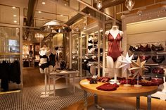 Lingerie Store Ideas & Inspiration   International Visual