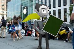 The Apple of my eye: Marketagent.com Schweiz AG fand heraus, wie gross das Interesse an Apple-Produkten ist: 37% der an der Umfrage beteiligten Schweizerinnen und Schweizer besitzen ein i-Phone, 30% haben einen i-Pod und 18% verfügen über ein i-Pad.