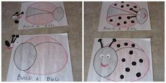 CONTROLLING Craziness: A Ladybug Picnic Birthday Party with bug themed food, games and goody bags