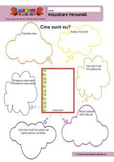 Kindergarten Worksheets, Preschool Activities, Visual Perception Activities, Little Einsteins, Fall Art Projects, School Frame, School Lessons, After School, Me On A Map