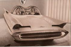 Lincoln Futura (Ghia), 1955