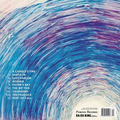 Beirut - The Rip Tide (Album Redesign) by Glen Deiter, via Behance