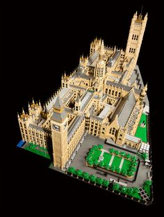 Palace of Westminster | by paperballpark