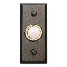 Atlas Homewares Mission Collection Doorbell - Doorbells at Hayneedle