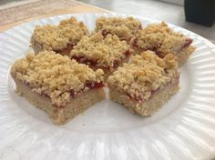 This Muslim Girl Bakes: Jammy Oat Bars