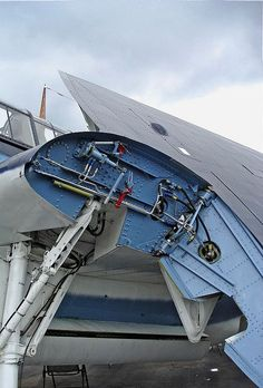 TBM Avenger Wing Hydraulics ~ BFD