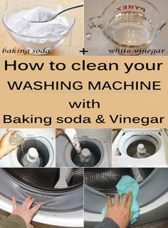 Baking soda 617274692654773599 - How to clean your washing machine with baking soda and vinegar – CleaningTutorials… – Your Cleaning Solutions Source by House Cleaning Tips, Diy Cleaning Products, Cleaning Solutions, Deep Cleaning, Spring Cleaning, Cleaning Hacks, Cleaning Lists, Cleaning Schedules, Weekly Cleaning