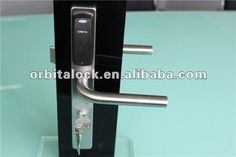 New europe mortise hotel card lock with 2 years warranty time