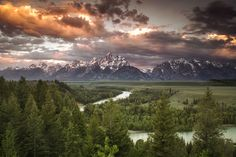 Teton Drama | by Vision & Light Photo
