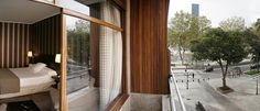 Vistas en habitación Exterior  External room views