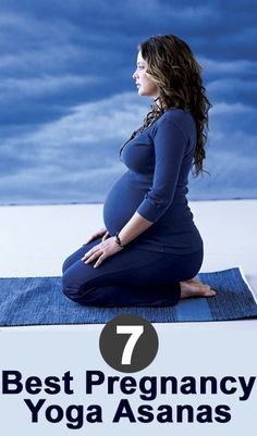 Best Pregnancy Yoga Asanas PINNED WITH LOVE by Heart Space - Happy Place #yoga #asana #yogapractice