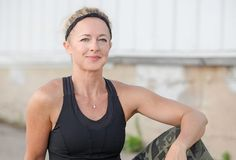 By Rachel Werner Shawn Smith's world revolves around the axis of fitness. As a group exercise instructor, trainer and co-owner of X-A-M Sports, a marketing. Local Women, Go Getter, Athletes, Amazing Women, Basic Tank Top, Athletic Tank Tops, Exercise, Magazine, Fitness