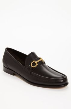 Salvatore Ferragamo 'Twirl' Bit Loafer available at Nordstrom Bit Loafers, Loafer Shoes, Loafers Men, Hot Shoes, Men S Shoes, Salvatore Ferragamo Shoes, Ferragamo Shoes Mens, Mens Fashion Shoes, Gucci Men
