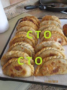 Recetas de comida Boliviana: Empanadas Tucumanas al puro estilo Boliviano
