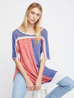 We The Free Charleston Tee from Free People!