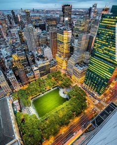 NYC - Bryant Park