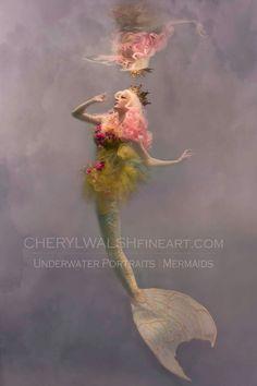 Fantasy Mermaids, Unicorns And Mermaids, Real Mermaids, Mermaids And Mermen, Mermaid Song, Mermaid Tale, Mythical Creatures, Sea Creatures, Mermaid Artwork
