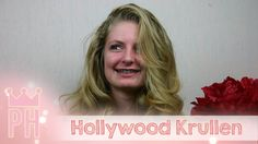 Hollywood krullen met Djonna