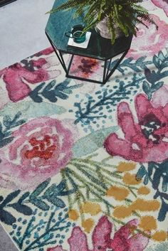 Fairytale Bedroom, Amelie, Print Finishes, Simple Living, Modern Classic, Area Rugs, Weaving, Kids Rugs, Easy