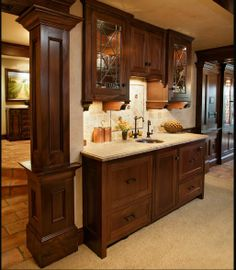 Small Kitchenette Design Ideas Pictures Remodel and Decor page 4 Faux Wainscoting, Wainscoting Bedroom, Dining Room Wainscoting, Wainscoting Styles, Wainscoting Height, Small Basement Remodel, Basement Remodeling, Kitchen Remodel, Remodeling Ideas