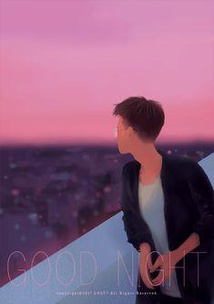 小小的我们|插画|商业插画|lost7 - 原创作品 - 站酷 (ZCOOL) Anime Gifs, Cartoon Gifs, Anime Art, Gif Pictures, Cool Pictures, Stock Design, Good Night Gif, Love Backgrounds, Aesthetic Photography Nature
