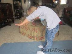 5 More Beginning Yoga Poses for Children