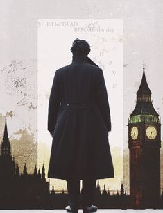 Sherlock. I'll be dead before the day is done. pinterest.com/... pinterest.com/...