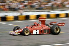 Ferrari 1974 version with Niki Lauda Ferrari F1, Ferrari Scuderia, Ferrari Racing, F1 Racing, Road Racing, Le Mans, Formula 1, Funny Pictures For Kids, Race Engines